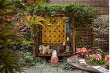 intimate sitting area | secret garden.ideas | Pinterest