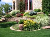 thing that you should notice in landscaping ideas for front of house