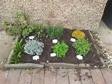 Herbs area | Garden ideas | Pinterest