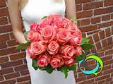 Vintage Pink Ballroom Bouquet Country Club Country Fall Garden ...
