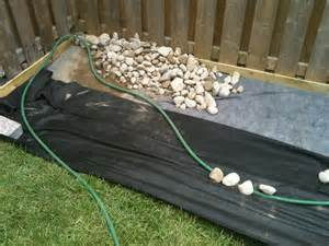landscaping project part 4 5 back yard zen rock garden diy japanese