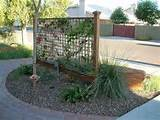 homemade trellis designer dwayne view photographer gardensoft