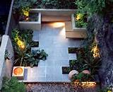 modern garden lighting patio design outdoor lighting modern patio