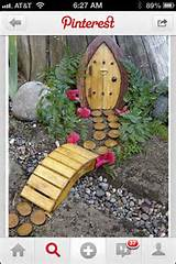 Idea for kids in the garden | secret garden ideas | Pinterest