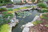 53 Cool Backyard Pond Design Ideas | DigsDigs
