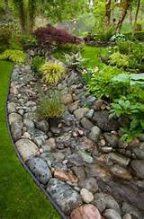 dry creek river bed landscaping