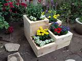 box for herbs flowers or vegetables custom made garden designs on