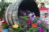 Wildly Whimsical Barrel Planter Ideas - Garden Lovers Club