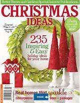My Sweet Savannah: ~Christmas Ideas Magazine~