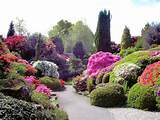 Elegant Beautiful Garden Design Ideas