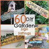signs art gardens signs diy sign ideas decoration diy garden ideas