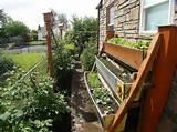 vertical container gardening garden pinterest