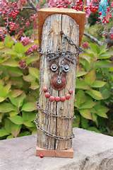Garden Craft Ideas – Made From Wood or Sticks | Free Gardening Tips ...