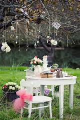 garden wedding ideas alice and wonderland