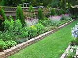 garden small garden idea landscapers pool magazine store timbers