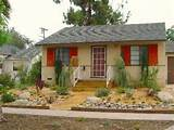 before after a xeriscaped front yard eden makers blog