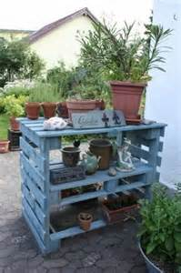 pallet garden bench i love painting furniture and this is a new