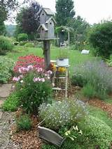 Flower Garden | Rustic Country Garden | Pinterest