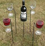 Gift Ideas >> Gift Ideas >> Outdoor Wine Sticks (5 piece set)