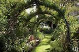 ideas tunnel of vines grass secret cave ideas how to magical garden