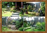 Small Tropical Garden With Gazebo ~ Agit Garden Collections