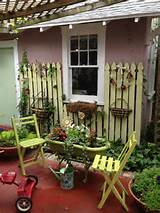 cute vintage garden ideas outdoor living pinterest