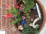 gnome garden i actually made gnome garden ideas pinterest