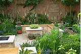 Herb Garden Patio Design Edible | Garden patio | Pinterest