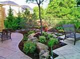 small backyard landscaping ideas pinterest