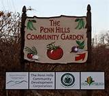 penn hills community garden sign community garden ideas pinterest