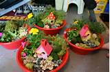 ... and Green Mama: * End Of The Year Teacher Gift: Fairy Garden In A Pot