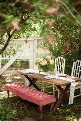 25 beautiful and romantic garden wedding ideas style motivation