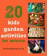 20 school garden ideas for autumn and winter