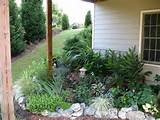 Ideas for a shade garden under the deck... Ericka this would work for ...