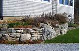 garden ideas walls native garden design