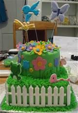 garden cake garden idea