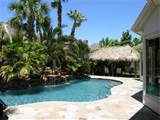 pics photos extensive tropical landscaping provide lots of privacy