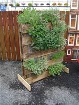 25 DIY Pallet Garden Projects | Wooden Pallets Ideas for Bed, Table ...