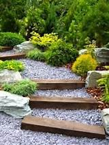 path garden paths 12 easy to imitate stone gravel stepped path garden ...