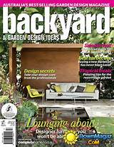 BACKYARD GARDEN DESIGN IDEAS MAGAZINE | Best Houses Design Ideas