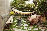 Small Backyard Garden, Image from Pinterest
