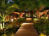 Zen Garden at Night: Best Outdoor Space | Garden Ideas | Pinterest