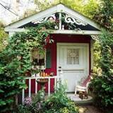 Cute Garden Shed | Outdoors | Pinterest