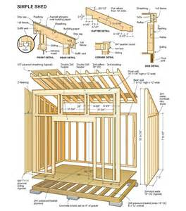 Free Garden Shed Designs