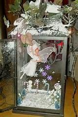 Christmas fairy garden | Fairy Garden | Pinterest