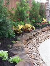 Landscaping Around Pool on Pinterest