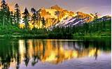 shucksan serenity mountains wallpaper landscapes