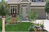 Easy Frontyard Cheap Landscaping Ideas | Home Interior | Pinterest