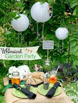 Whimsical Garden Party - The Scrap Shoppe