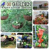 30 creative garden container ideas empress of dirt